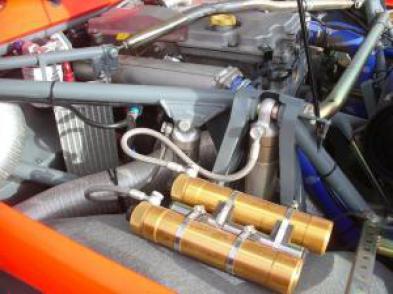 amortiguadores para vehiculos 4x4